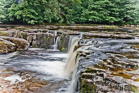 Aysgarth Falls #1 by Imaginato