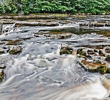 Aysgarth Falls #3 by Imaginato
