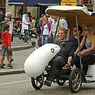 Cycle Taxi by Robert Abraham
