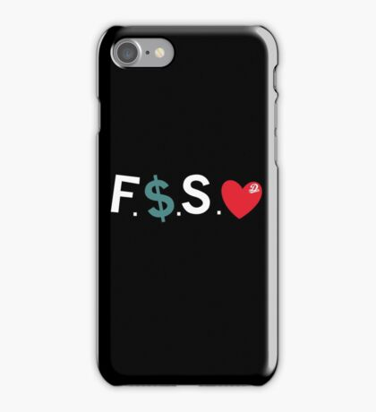 Official Fuck Money Spread Love - J.cole iPhone Case/Skin