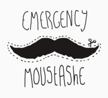 Emergency moustashe by ScottBarker