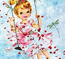 SPRING SWING 2 by Tammera
