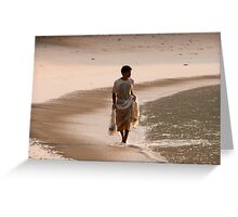 Havelock Fisherman Greeting Card