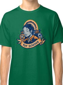 Our Lady Of Science Classic T-Shirt