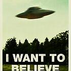 I Want To Believe by Joen Asmussen