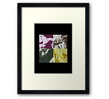 The Smiths Pop Art (Distressed) Framed Print