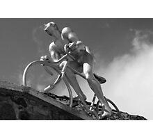 Le Géant du Tourmalet Photographic Print