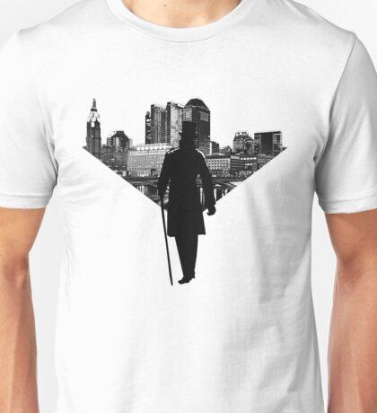Gentleman walk Unisex T-Shirt