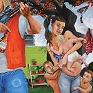 Evart by Ben Louria