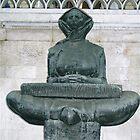 Statue by Ivan Mestrovic by machka