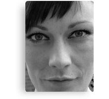 Self Portrait of Sarah Canvas Print