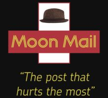 The Mighty Boosh – Moon Mail Service by PonchTheOwl
