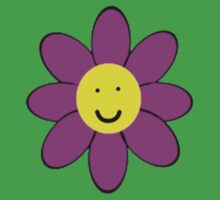 Smiley Flower Kids Clothes