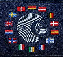 ESA Astronaut Flightsuit Patch by Spacestuffplus