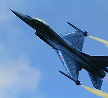 Belgian F16  by SWEEPER