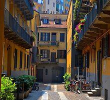 Milano Neighborhood by Imagery