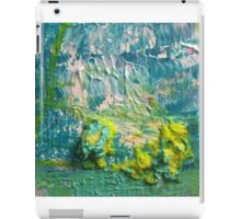 PAINT LANDSCAPE iPad Case/Skin