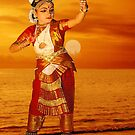 Indian Dancer...... by AroonKalandy