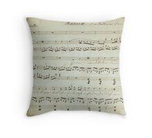 Beethoven ADELAIDE  Throw Pillow