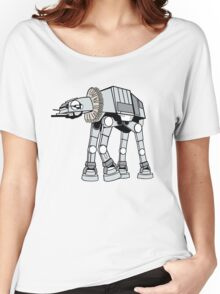 Shakespearean Star Wars: AT-AT Women's Relaxed Fit T-Shirt