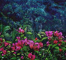 Tropic Morn by Gordon  Beck
