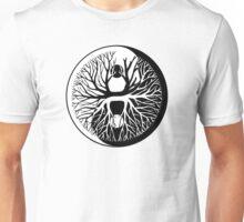 Tree of Yin Yang Unisex T-Shirt