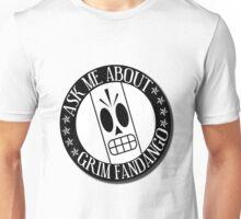 Ask Me About Grim Fandango T-Shirt Unisex T-Shirt