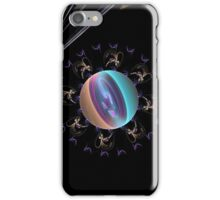 abstract color iPhone Case/Skin