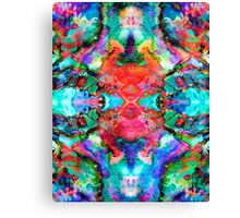 Macrocosm And Microcosm Canvas Print