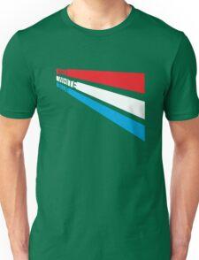 Red White & Blue Unisex T-Shirt