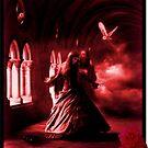 ~ The Crimson Watchmaker Of Light ~ by Alexandra  Lexx