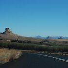 the black ribbon.  free state, south africa by mellychan