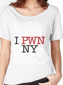 I PWN NY Women's Relaxed Fit T-Shirt