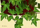 Ivy in Russet Pot by RC deWinter