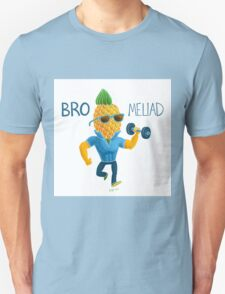 Pineapples are Bromeliads Unisex T-Shirt