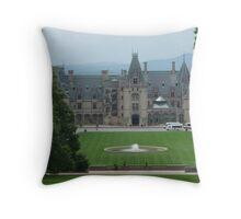 The Biltmore  Throw Pillow