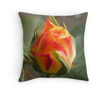 Roses not red Throw Pillow