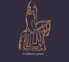 WeHadNoHorns - Lewis chessmen BIG Unisex T-Shirt