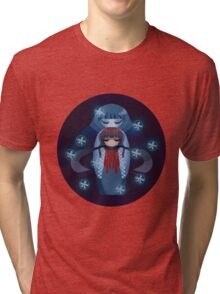 Yuki Onna Tri-blend T-Shirt