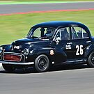 1958 Morris Minor by Willie Jackson