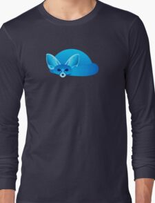 Phil, Winter Fox Long Sleeve T-Shirt