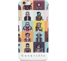 Coenville iPhone Case/Skin