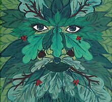 Greenman by DaysEndStudio