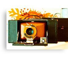 Kodak 3-A Folding Brownie Canvas Print