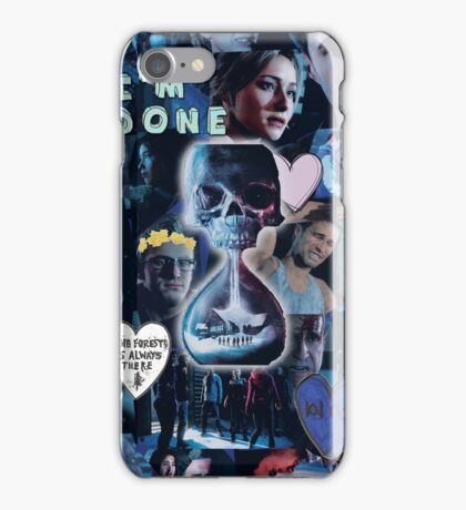 Until Dawn iPhone Case/Skin