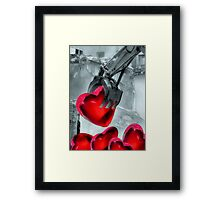 How It's Done Framed Print