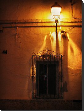 One night in Spain by Maria  Gonzalez