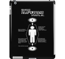 Teleportation iPad Case/Skin