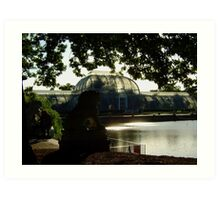 The Palm House (Kew Gardens) Art Print