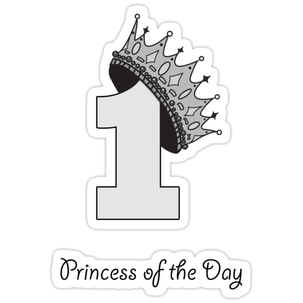 Princess of the day, one year by BrightBrownEyes